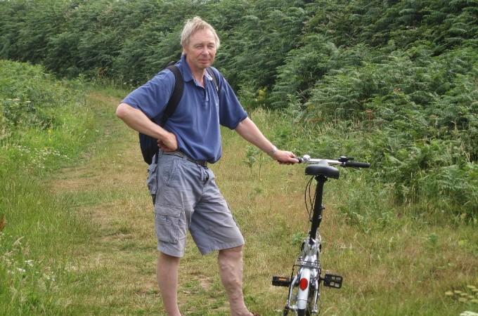 Hugh bike
