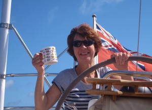 Cuppa in Biscay